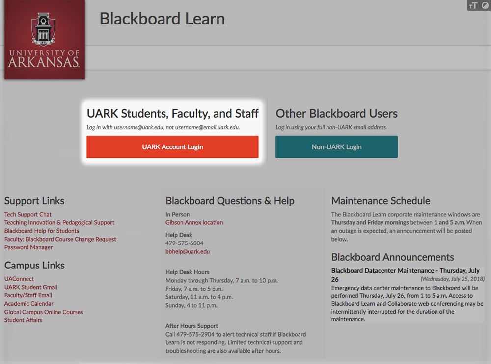 Email | Blackboard Help