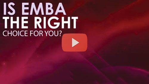 Is EMBA Right for You?